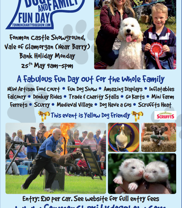 South Wales Dog Charity Fun Day